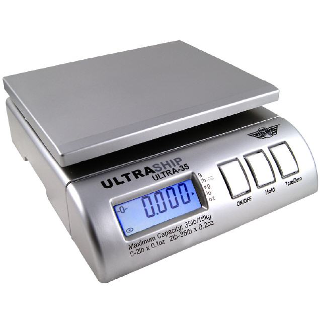 Paketwaage My Weigh Ultraship 35