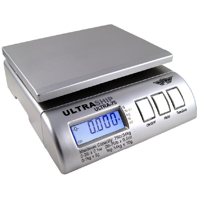 Paketwaage My Weigh Ultraship 75